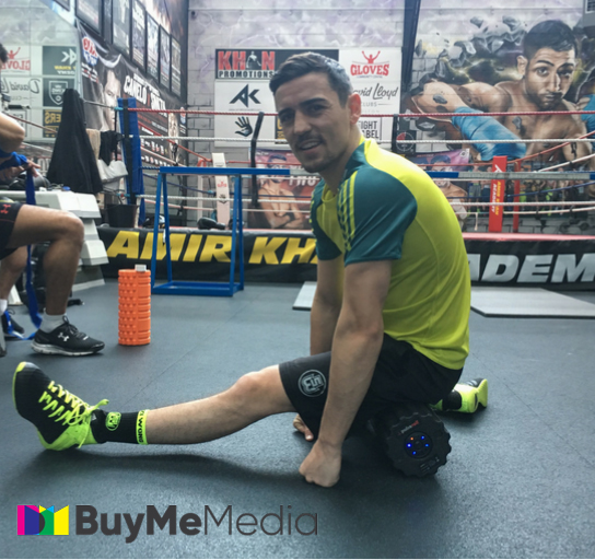 anthony Crolla Pulse Roll