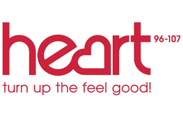 heart radio north west logo