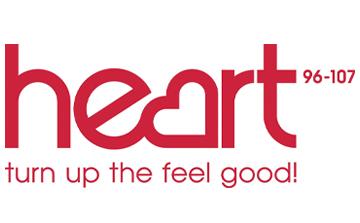 heart radio north west logo