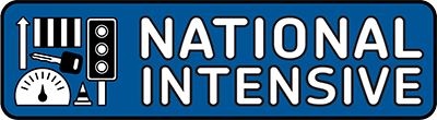 national intensive logo